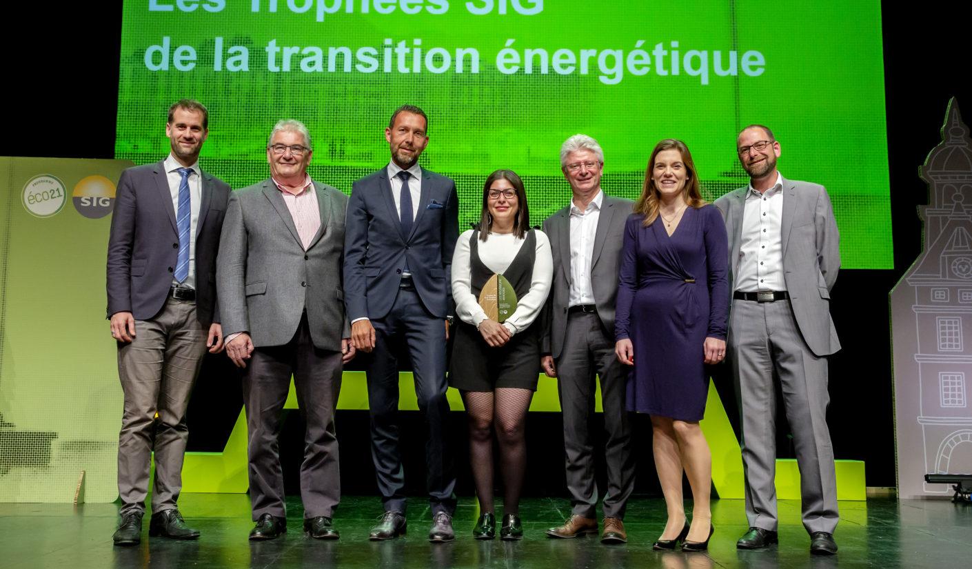 Un acteur engagé de la transition énergétique récompensé pour son efficience