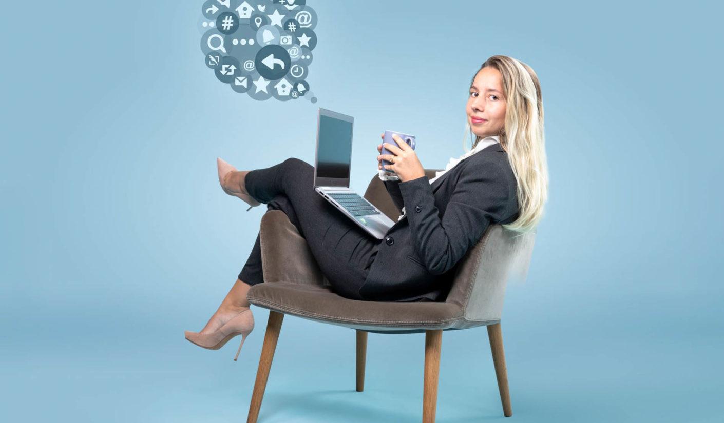 Victoria Blondeau, marketing assistant