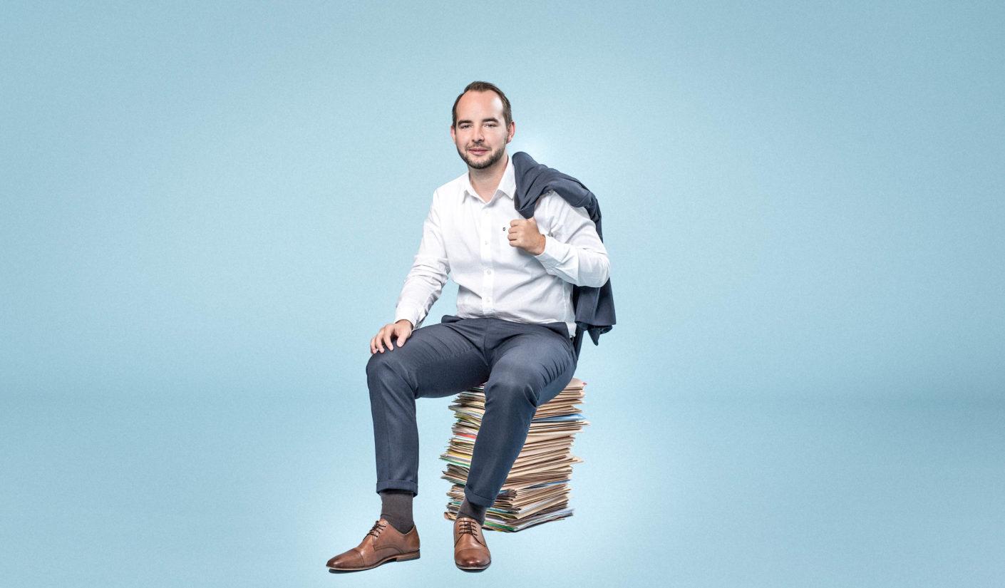 Gaëtan Claivaz, Gérant administratif
