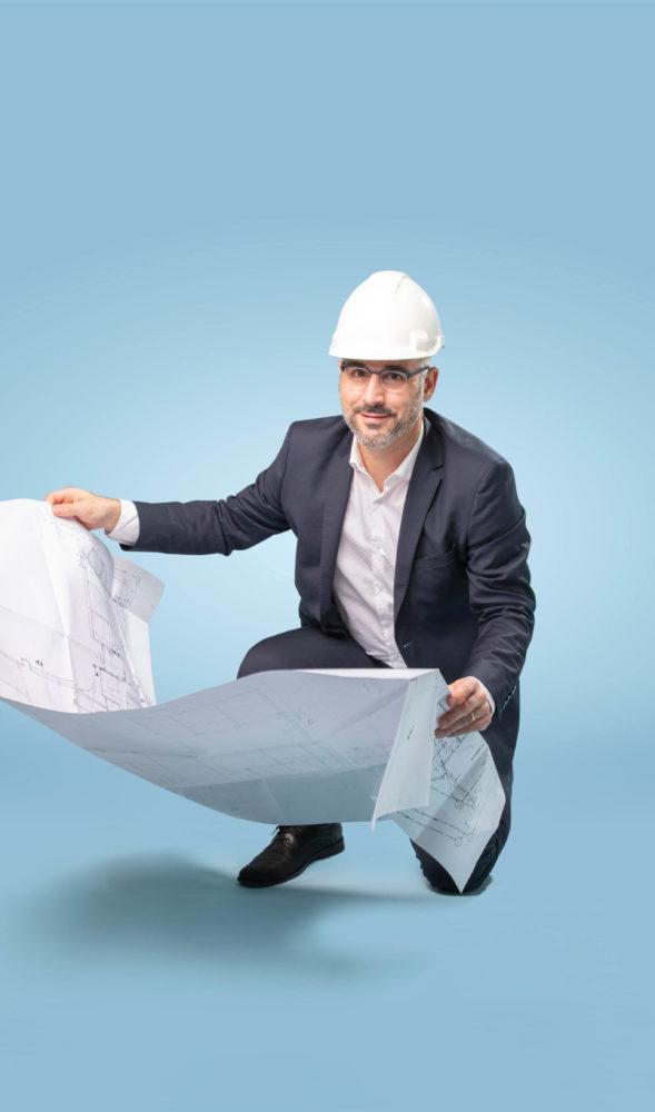 Sébastien Chauvin gérant technique PPE