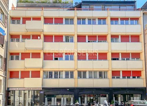 Appartement à louer à Eaux-Vives
