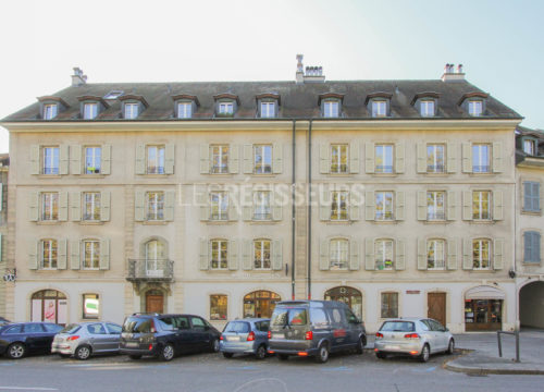Appartement To rent à Carouge