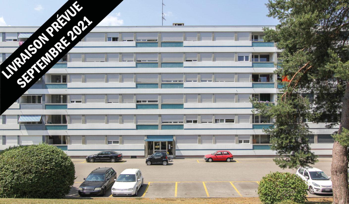 Votre appartement neuf à Meyrin