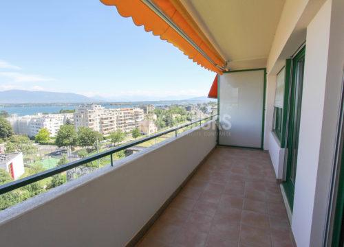Appartement To rent à Versoix
