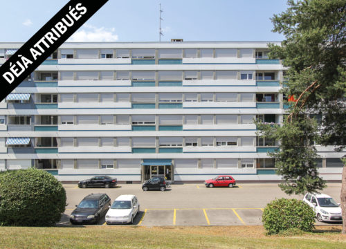 Appartement à louer à Meyrin